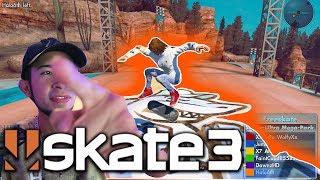 Skate 3 - COOL TRICKS AT MEGA-PARK