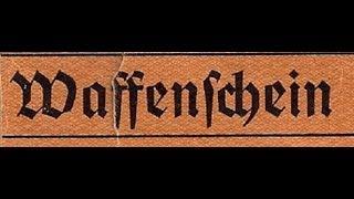 §34a ( WAFFENSCHEIN / WAFFENSACHKUNDE ) Geld- und Werttransport ! Sachkundeprüfung !