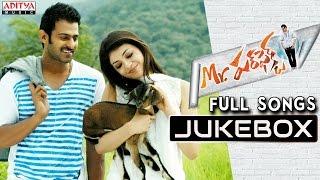Mr Perfect Telugu Movie Songs Jukebox || Prabhas, Kajal, Tapasee