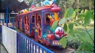 The nandan park Padle boat and train rides