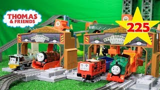 THOMAS AND FRIENDS THE GREAT RACE #225 TrackMaster Thomas Train|Thomas and Friends Toys for Kids