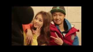 Jiyeon (Rian) & JB - Cutest Couple of  Dream High  2 BTS