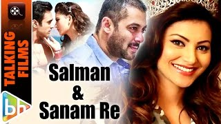 Salman Khan Texted That He Loved Me In Sanam Re | Urvashi Rautela