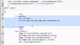 Building a CMS with PHP part 41 - Create
