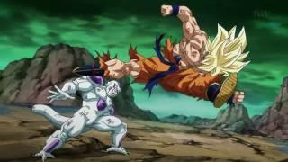 Dragon Ball Z Super   Trunks F special   Goku vs Frieza!