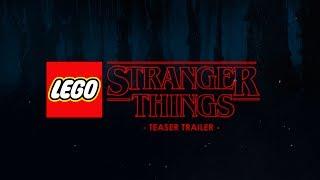LEGO Stranger Things - Teaser Trailer