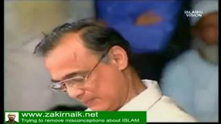 Q144: Dr. Zakir Naik exposing wrong references during debate with Rashmibhai Zaveri