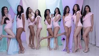 MISS BEAUTY TEENAGER RD 2016 - CANDIDATAS