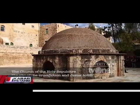 Sejarah Perkembangan Kota Yerusalem