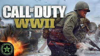 Let's Play - Call of Duty: WWII - All Out War