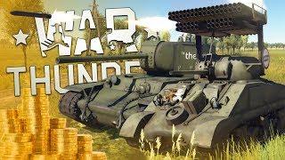 War Thunder - Calliope & KV-220 still OP?