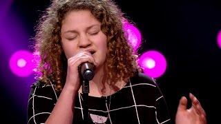 Pauline - 'La Vie En Rose'   Blind Auditions   The Voice Kids   VTM