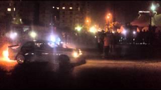 Mohamed Radwan By E30 Turbo Drift in Soo2 El Syrat -(3-7-2014)