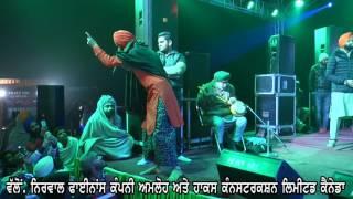 kanwar grewal live in khanoura 2016 part 1