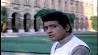 Koi Jab Tumhara   Mukesh   Purab Aur Paschim
