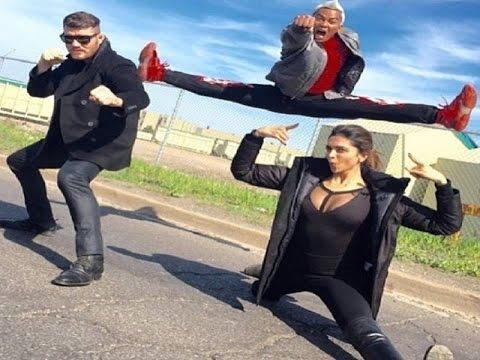 Deepika Padukone masters 'splits' with Tony Jaa |  xXx: The Return of Xander Cage