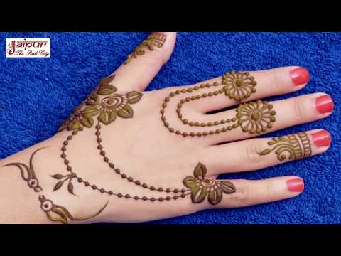 Xxx Mp4 NEW SIMPLE MEHNDI DESIGN TRY THIS CUTE STYLISH MEHNDI DESIGN Jewelry Mehndi Design 3gp Sex