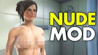BUTT NEKKID! Console Mods - Fallout 4