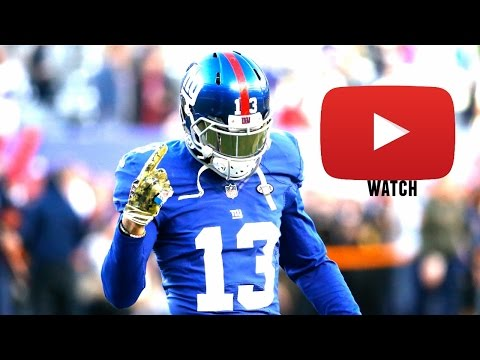 Odell Beckham Jr. Career Highlights