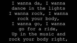 Black Eyed Peas - Rock that Body #lyrics