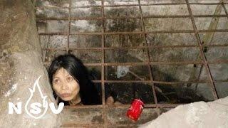 Cô gái bị cha ruột nhốt dưới lòng đất khiến dư luận dậy sóng