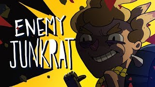 ENEMY JUNKRAT (OVERWATCH ANIMATION)