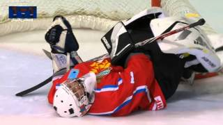 Mongolia vs UAE: IIHF Ice Hockey Challeng Cup of Asia 2016 - Day 2