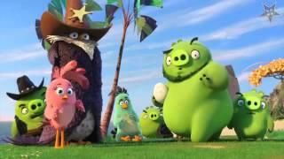 Angri birds la película trailer 1 y 2