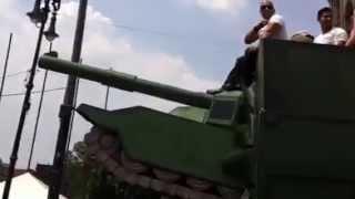 Vin Diesel en el DF