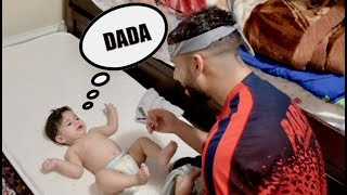 Daddy Challenge For 24 Hours!!