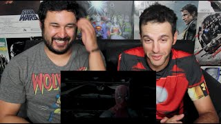 DEADPOOL Official RED BAND TRAILER REACTION & REVIEW!!!