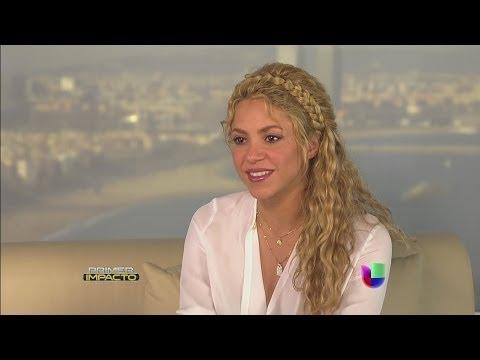 Xxx Mp4 El Imperio De Shakira En Barcelona Junto A Piqué Y Milán Primer Impacto 3gp Sex