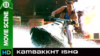 Kambakkht Ishq: Movie Scenes