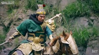 Guan Yu VS  Yan Liang  (God of War Zhao Yun 2016)