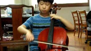 Bach Cello Suite No 3