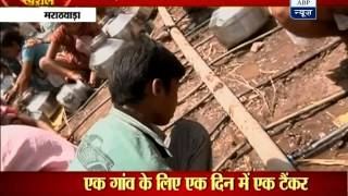 ABP NEWS Special: Water crisis on Maharashtra & Gujarat foundation day