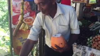 Sri Lankan Coconut Drink