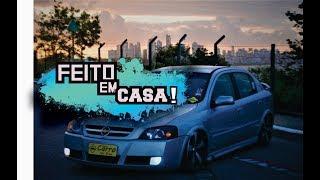 PROJETANDO EM CASA - ASTRA NAS 17 - 83FILMS