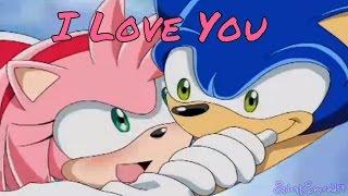 SonAmy ~ I Love You (Avril Lavigne)