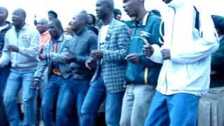 Simon Makgatholela & Bafana Ba Sebesho; feat. Seputla - Live In Soweto : Brighten the corner.