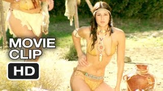 A Glimpse Inside the Mind of Charles Swan III - Movie CLIP - Western (2012) HD