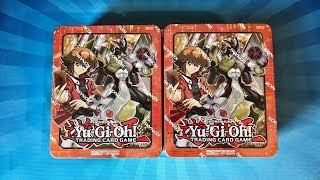 Jaden Yuki Mega Tin Box 2018 Opening/Unboxing Yugioh Karten