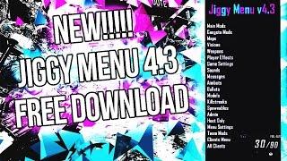 NEW!! JIGGY MENU v4.3 MOD MENU!!   FREE DOWNLOAD   (JTAG/RGH ONLY)