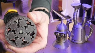Awesome 3D Printed Things! (timelapse compilation 11)