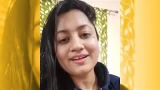 Talented Singer Sasmita Mishra Singing Ajnabi Hawaayen