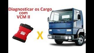 Scanner VCM2 para entrar nos Ford Cargo - NASSCAR Scanners