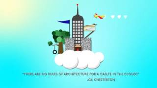 GK Chesterton Animated Quote