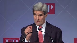 Secretary Kerry is Diplomat of the Year