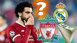 ليفربول يُخبر ريال مدريد المبلغ المطلوب لبيع محمد صلاح...!!!