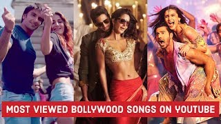 Youtube: All Time Most Viewed Indian Songs | Most Viewed Bollywood | Hindi Songs on Youtube